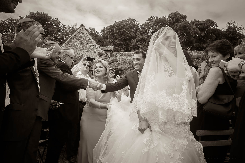 mariage juif chateau des condé